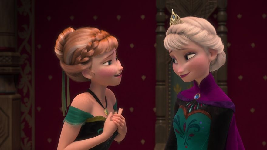 Frozen recibe un FFF en IMDb