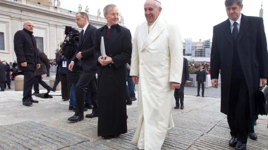 El Papa arremete contra la dramática plaga social de la usura