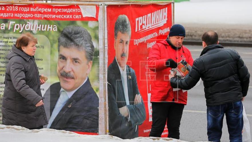 Rusia garantiza unas elecciones libres pese a las sospechas occidentales