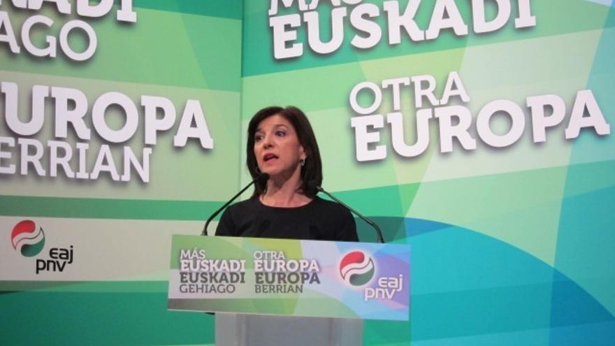 PNV pide a Bruselas que explique a Suecia qué es una ikurriña y evite el veto en Eurovision