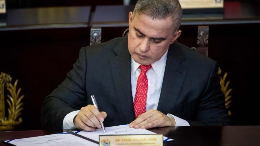 El fiscal general venezolano apunta por qué Guaidó no ha sido detenido