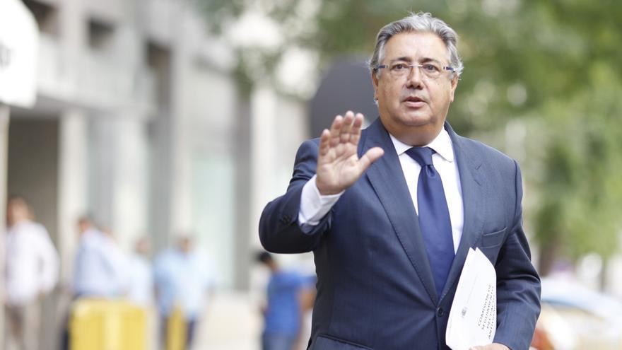 Mesa del Senado tumba la comparecencia de Zoido por el retraso en la convocatoria de la Junta de Seguridad de Cataluña