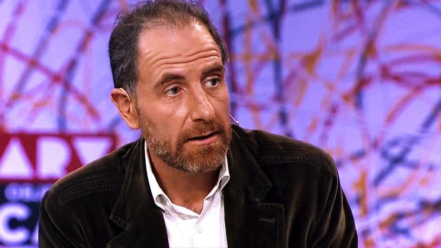 """Enric Hernàndez en """"El Objetivo"""""""