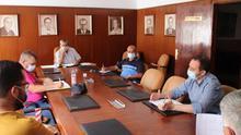Reunión del comité del ente federativo