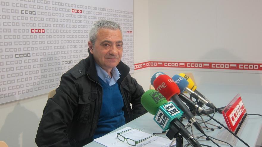 """CCOO afirma que Cantabria necesita un Gobierno """"de progreso"""" y un cambio de políticas"""