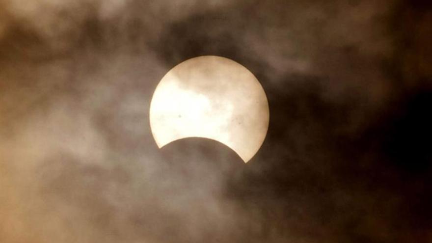 Eclipse de Sol #1