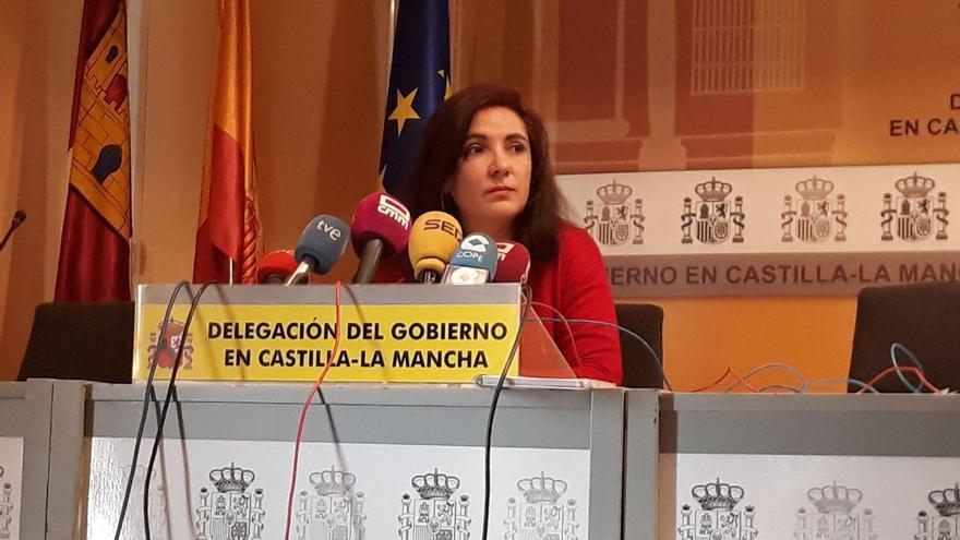 Mar Álvarez, jefa de la Unidad de Coordinación contra la Violencia contra la Mujer en Castilla-La Mancha
