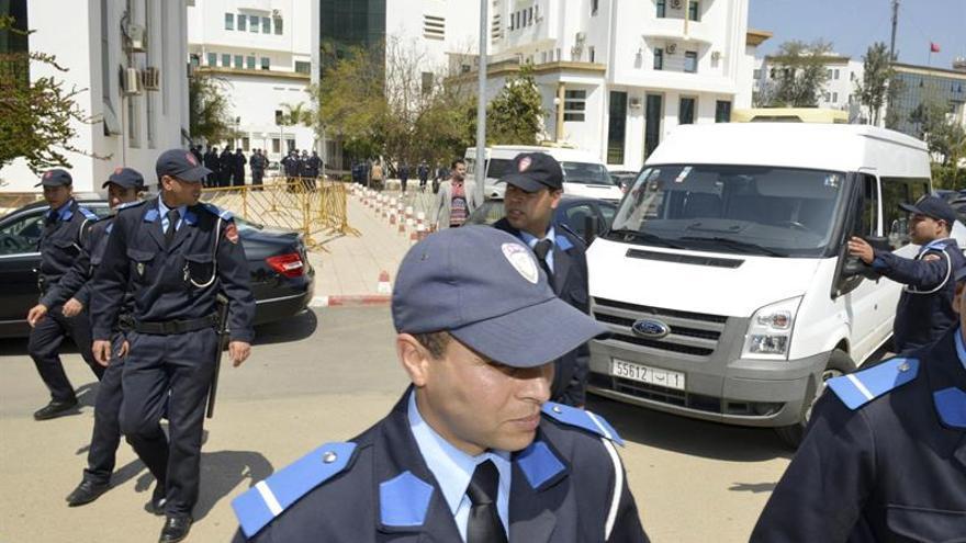 Marruecos desmantela una célula terrorista de tres miembros en la región de Nador