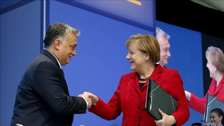 """Orban afirma que la crisis de refugiados incluye a """"combatientes extranjeros"""""""