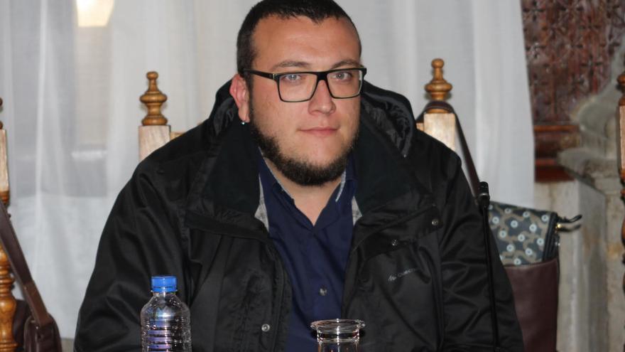 Juan José Neris, concejal de Movimiento Vecinal del Ayuntamiento de Santa Cruz de La Palma.