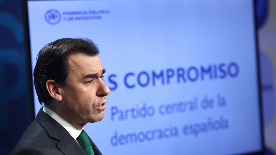 """Maillo dice que nombrar un coordinador en el PP es """"una opción"""" pero recuerda que la decisión es de Rajoy"""