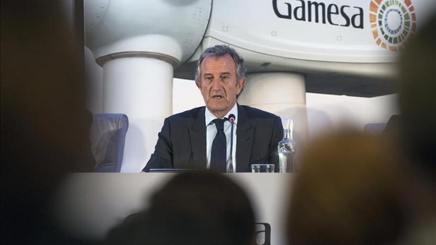 Gamesa refinancia su deuda por valor de 750 millones de euros