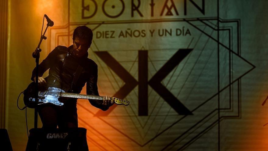 Miles de personas bailan con el indie de Dorian y Miss Caffeina en el arranque del Música en Grande