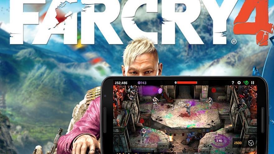 Arena Master Far Cry 4