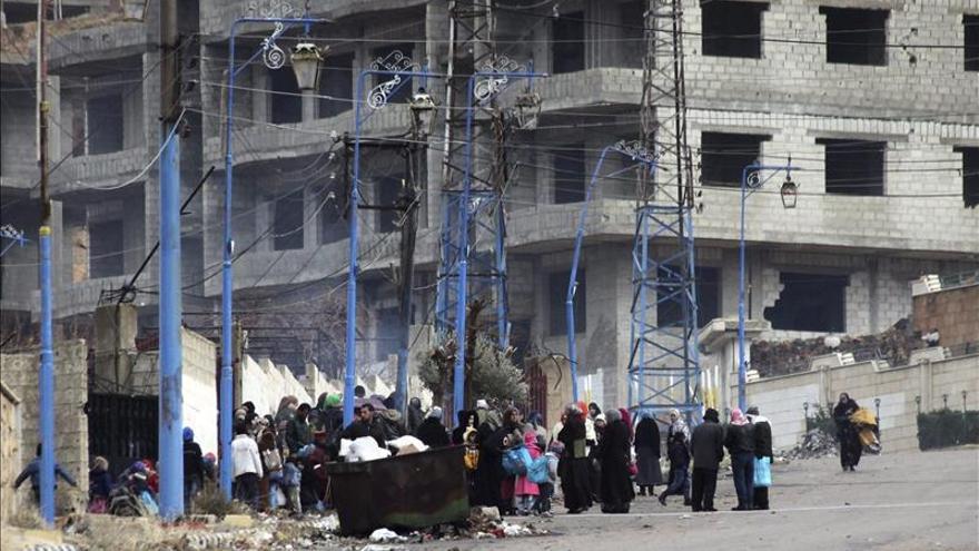 18 civiles han muerto de hambre en Madaya pese a entrada de ayuda humanitaria