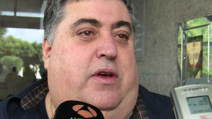 El TSJC tumba la recusación al tribunal del caso Corredor y multa a Evaristo González con 1.500 euros por mala fe