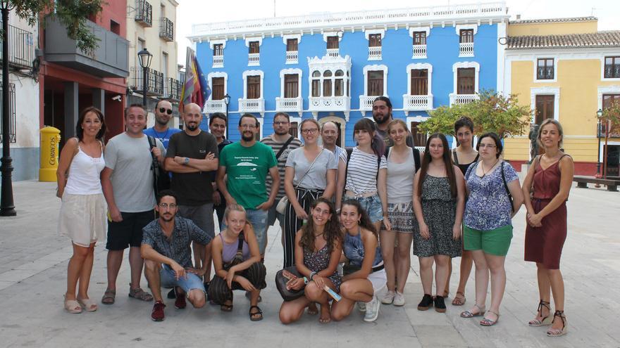 Comienza la nueva campaña de excavaciones arqueológicas en la Villa Romana de Los Cantos