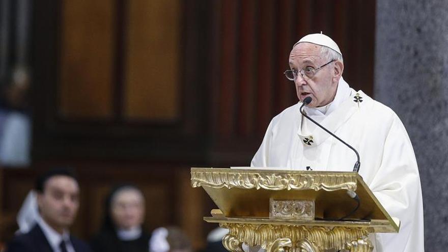 """El papa pide a los brasileños """"tener esperanza"""" en un vídeo por el jubileo de la Virgen Aparecida"""