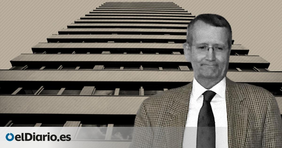 """El """"albañil con corbata"""" que copa las oficinas de Madrid engorda su patrimonial luxemburguesa con 69 millones"""