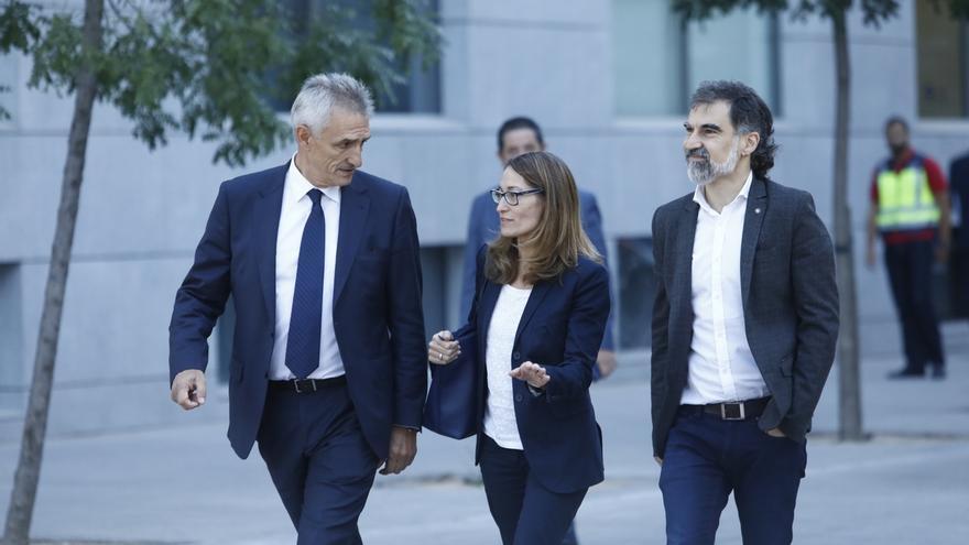 Cuixart pide la recusación de Marchena y la libertad inmediata de los presos