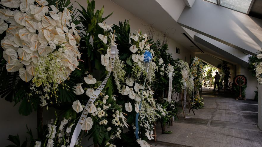 Filipinas despide con un funeral al expresidente Benigno Aquino