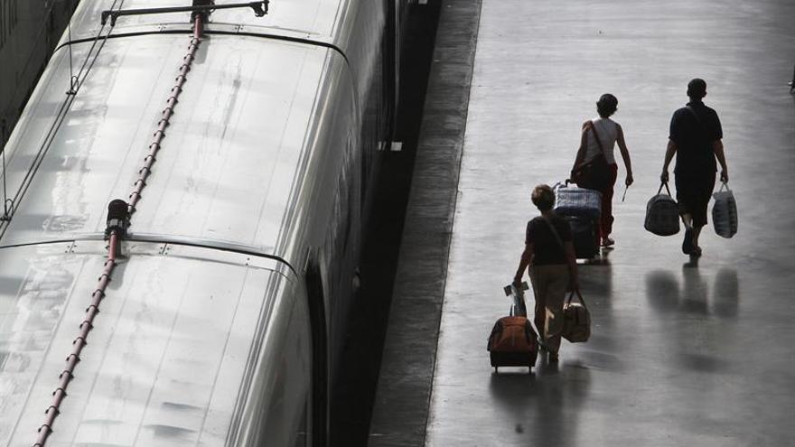 Una avería AVE en Brazatortas (Ciudad Real) provoca demoras del tráfico ferroviario