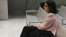 Cassandra Vera, en el juicio contra ella en la Audiencia Nacional.