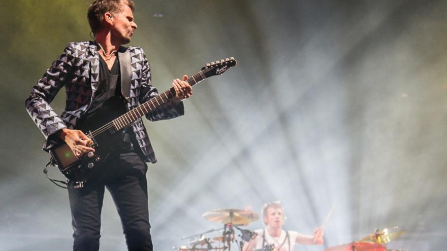 Muse es el primer cabeza de cartel del Bilbao BBK Live 2015