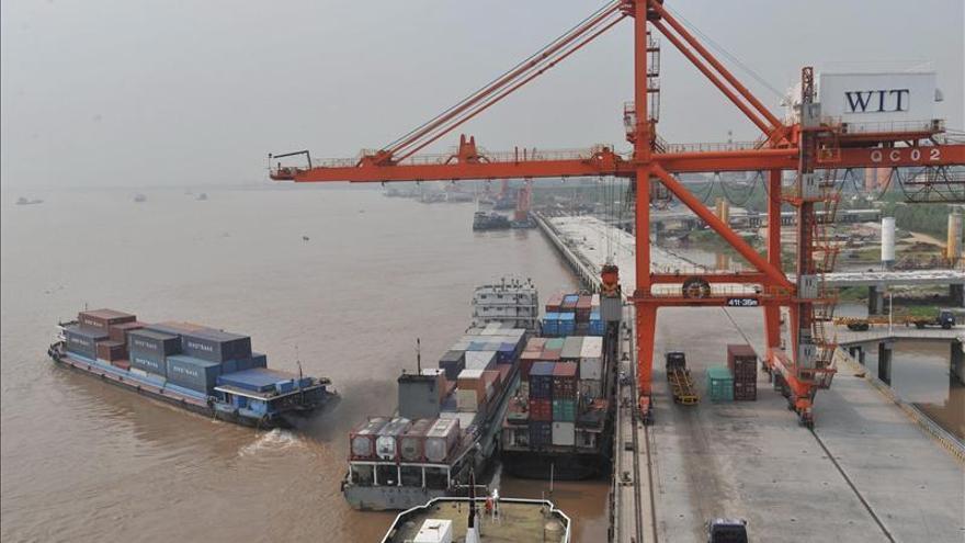 Las exportaciones chinas aumentan un 11,6 por ciento interanual en octubre