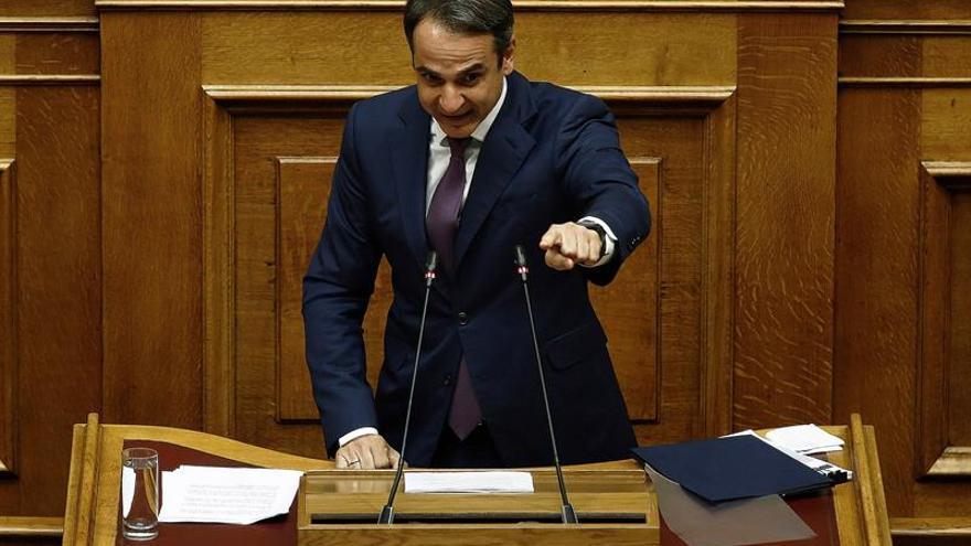 La oposición conservadora griega anuncia una moción de censura por el acuerdo sobre Macedonia