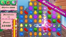 Una imagen de Candy Crush, un juego al que muchos adultos se declaran abiertamente adictos.