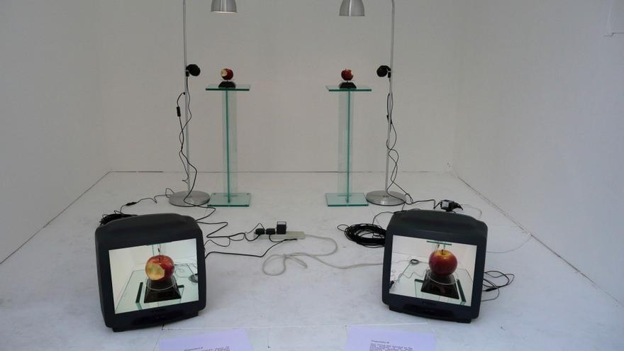 """""""Turing Test"""", una instalación del 24/Seven Project Space en Gooden Gallery, Londres (2011)"""
