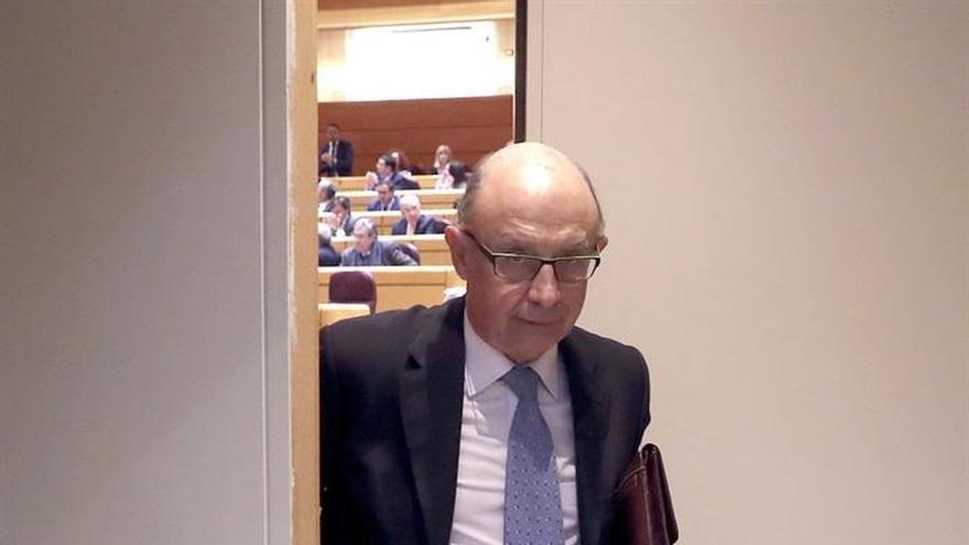 Montoro pide el apoyo del PSOE para un nuevo modelo de financiación autonómica