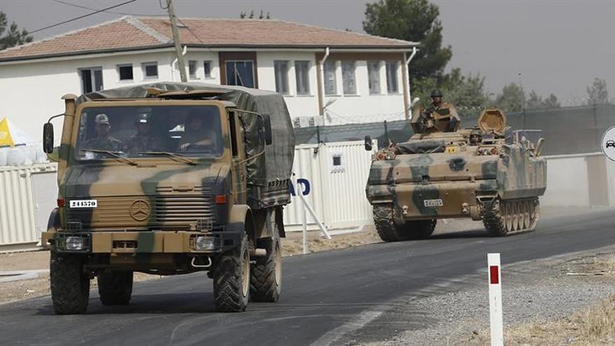 Mueren tres militares en un ataque de la guerrilla kurda en Turquía