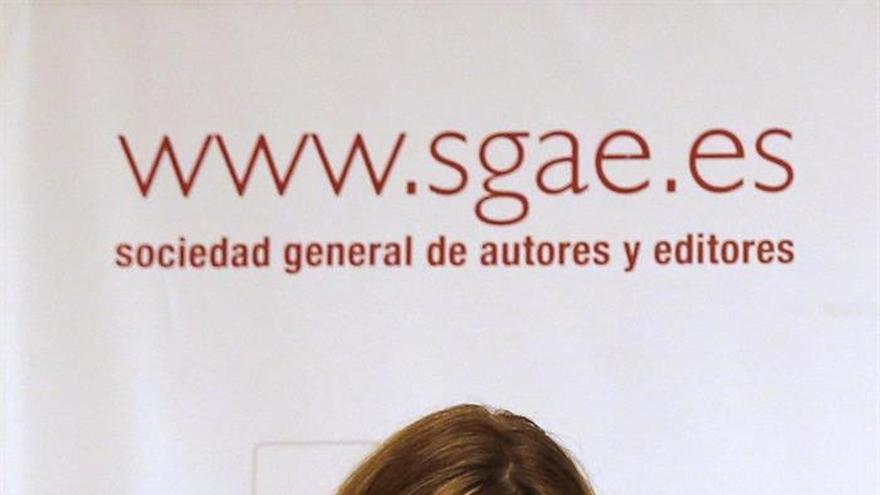 """La cultura española experimentó una """"leve recuperación"""" en 2016, según la SGAE"""