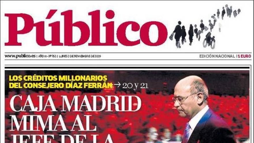 De las portadas del día (2/11/2009) #10