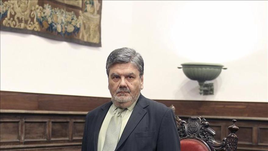 """Rodríguez-Zapata cree que """"el derecho de autor se enfrenta con la libertad de expresión"""""""
