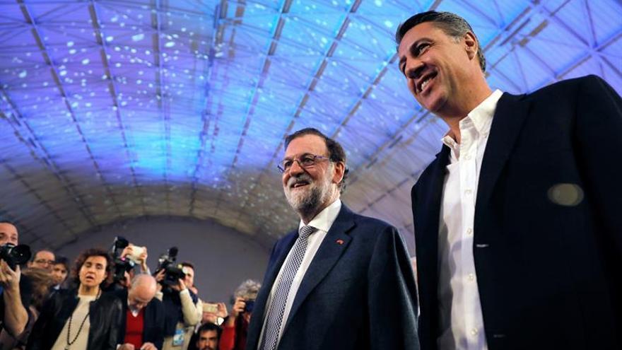"""Rajoy cierra la campaña pidiendo el voto para """"cerrar la herida de la ruptura"""""""