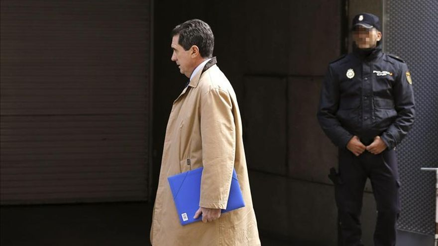 El expresidente de Baleares Jaume Matas.
