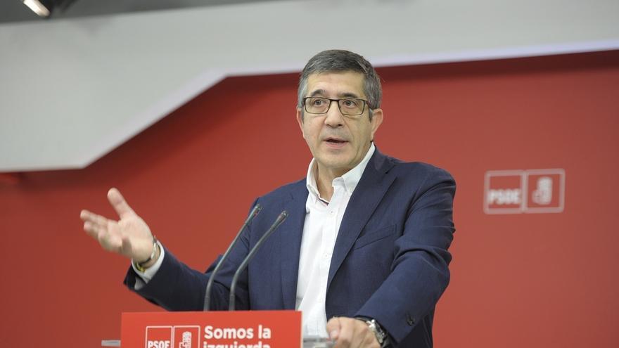 """López señala que el PSOE afronta su Comité Federal con """"la tranquilidad"""" de haber hecho en Cataluña lo que debía"""