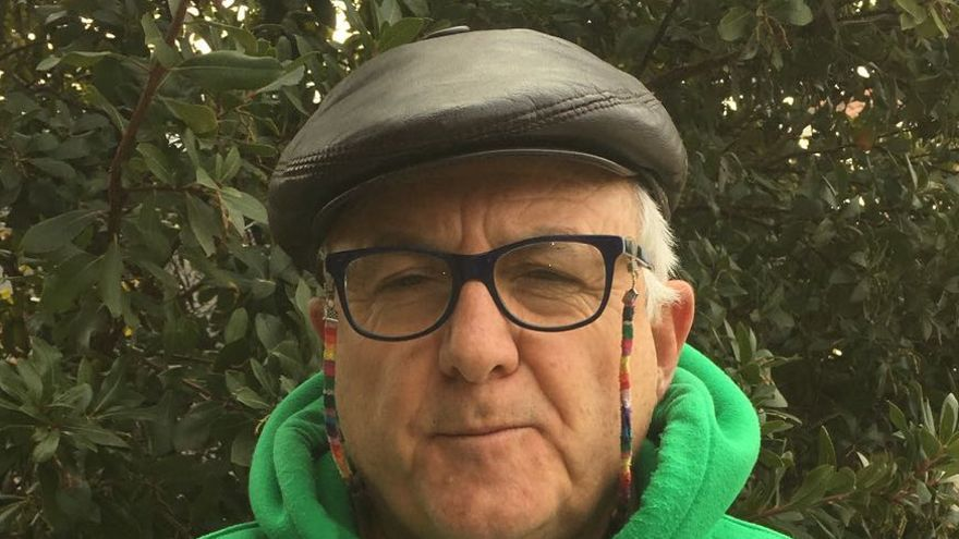 Ángel Renieblas, maestro sancionado por comunicar que participaría en la huelga general de 2012