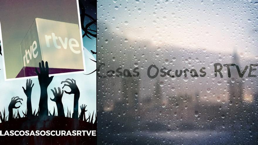 'Lunes negro' en RTVE con el hashtag #LasCosasOscurasRTVE