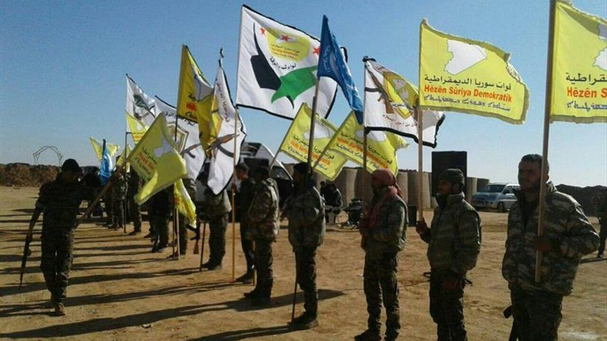 Las FSD anuncian la segunda fase de la ofensiva contra Al Raqa, feudo del EI