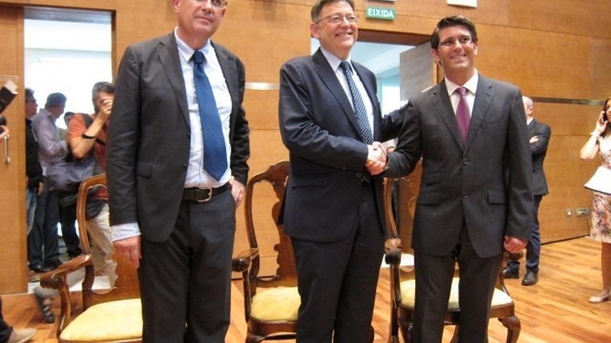 Jorge Rodríguez elegido presidente de la Diputación de Valencia con el apoyo de PSPV, Compromís, EU y València en Comú
