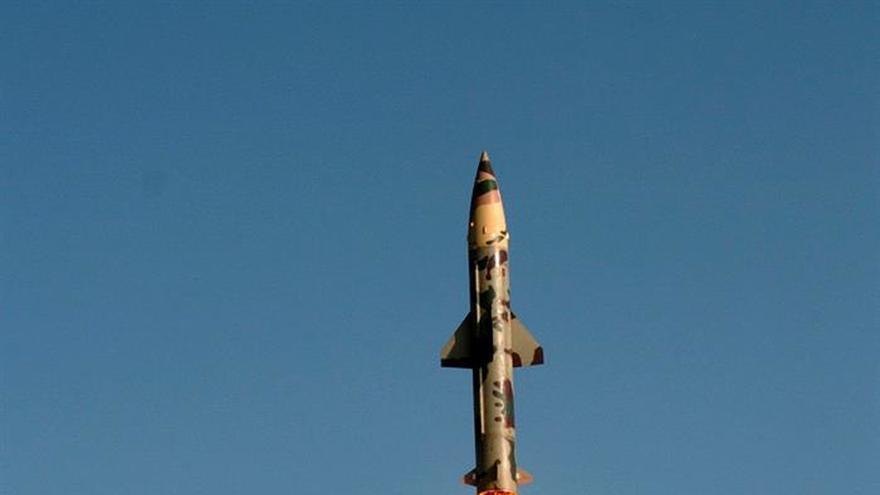 La India prueba con éxito su misil MR-SAM, desarrollado junto a Israel