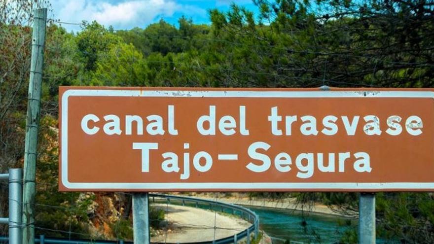Trasvase Tajo-Segura. Foto: La Calle de Guadalajara