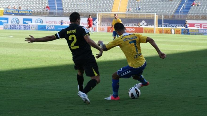 Del UD Las Palmas-Villarreal #5