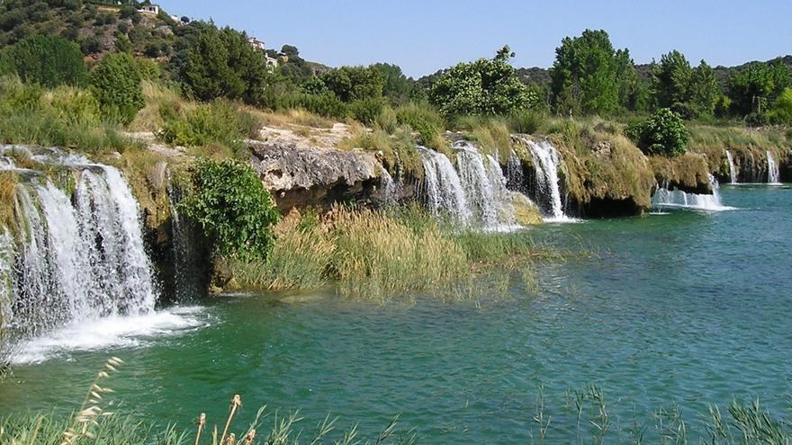 Lagunas de Ruidera en Ossa de Montiel (Albacete)