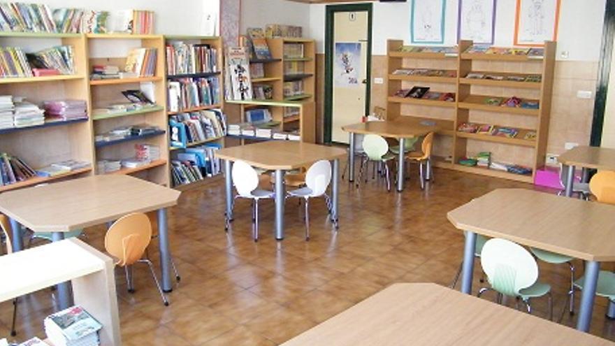 Biblioteca de Alcorisa