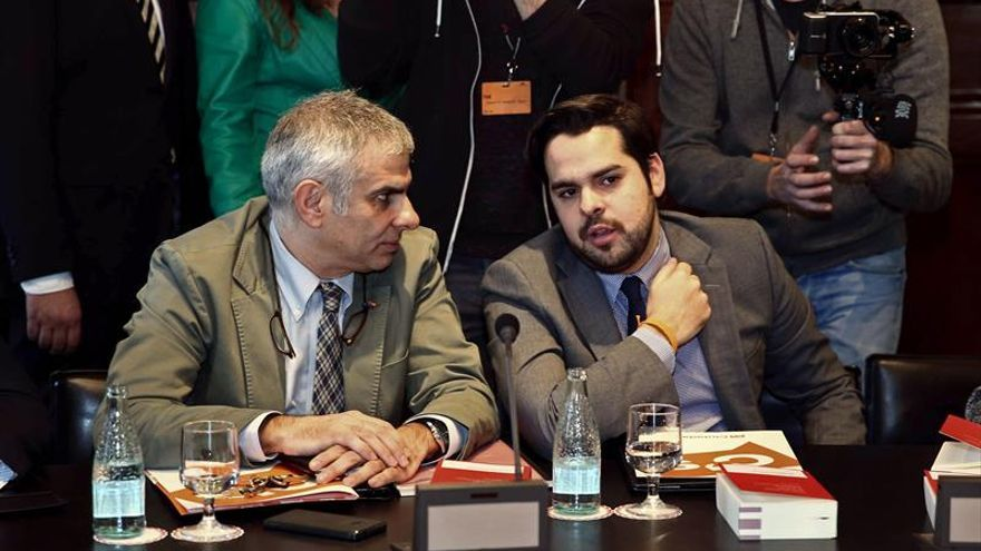 """C's rechaza vicepresidencias y ministerios porque el PP """"no se ha regenerado"""""""